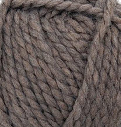 Пряжа для вязания Альпин альпака коричнево-серый 438