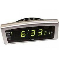 Настольные электронные LED часы Caixing CX 818