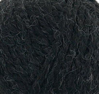 Пряжа для вязания Альпин альпака черный 439