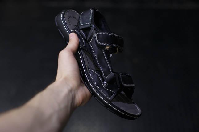 Кожаные мужские сандалии PTPT , фото 2