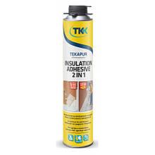 Клей-пена Tekapur Insulation Adhesive 2 в 1, 750 мл   12-530