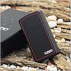 Zippo 1618ZB SLM Black