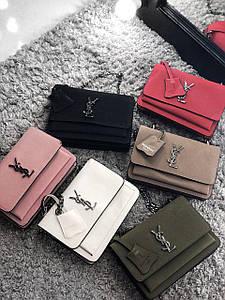 Женская сумка (сумочка,клатч) Yves Saint Laurent