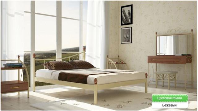 кровать металлическая КАЛИПСО купить в Одессе