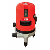 Лазерный нивелир на 2 плоскости VL2X | 34-202