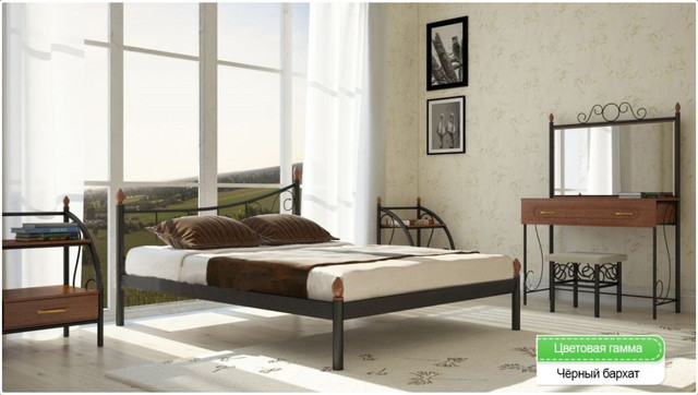 кровать металлическая со склада в Одессе
