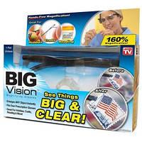 Увеличительные очки Big Vision 160%, очки-лупа, фото 1