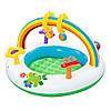 Бассейн надувной детский Bestway 52239, 91*56 см