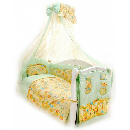 Постельное детское белье TWINS 8 эл. Comfort C-012, фото 2