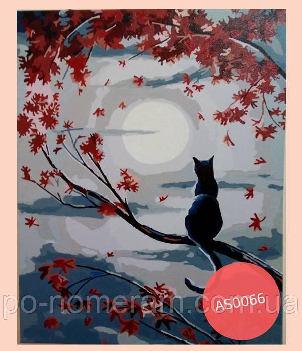 Раскраска для взрослых кошка
