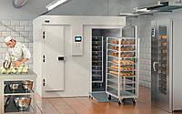 Камеры-шкафы для шоковой заморозки продуктов