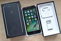 Новый Apple iPhone 7 Plus128Gb Jet Black NeverlockОригинал!