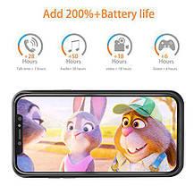 Чехол батарея (кейс) для iPhone X (6000mAh), фото 3