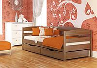 Односпальная кровать из дерева: как правильно выбрать удобный и практичный вариант?