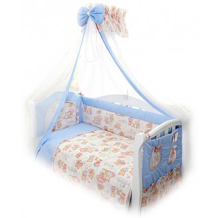 Постельное детское белье TWINS 8 эл. Comfort C-015, фото 2
