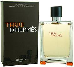 Hermes Terre d'Hermes туалетная вода 100 ml. (Тестер Гермес Терра Д'Гермес), фото 3
