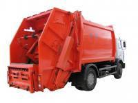 Запчасти для мусоровозов с задней загрузкой серии  КО-427, КО-456, КО-440