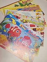 Альбом для малювання, А4, 8 арк., 110 г/м2, А-8, РюкзачОК