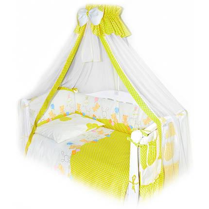 Постельное детское белье TWINS 8 эл. Comfort C-022, фото 2