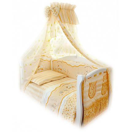 Постельное детское белье TWINS 8 эл. Comfort C-023, фото 2
