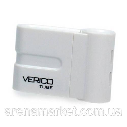 Verico USB 32Gb Tube White 1UDOV-P8WE33-NN