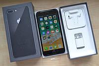 Новый Apple Iphone 8 Plus 256Gb Space Gray Оригинал! , фото 1