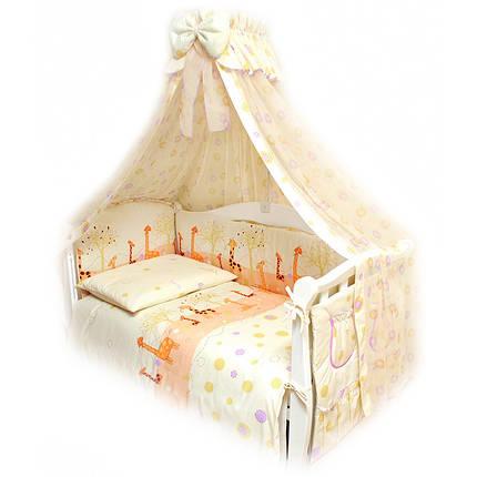 Постельное детское белье TWINS 8 эл. Comfort C-024, фото 2