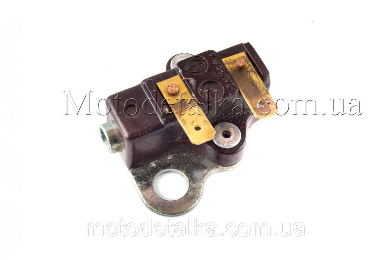 Концевой выключатель педали тормоза (лягушка)   ЯВА 350, 360, 634, 638   (Чехия) .