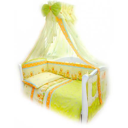 Постельное детское белье TWINS 8 эл. Comfort C-027, фото 2