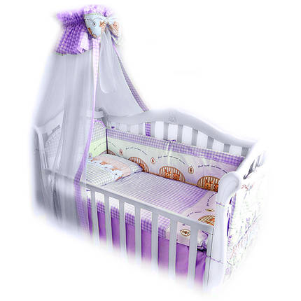 Постельное детское белье TWINS 8 эл. Comfort C-029, фото 2