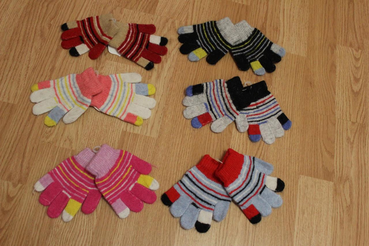 Детские зимние перчатки. 1,5 - 3 года