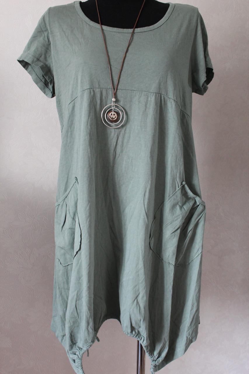 332a52d5418 Туника женская шнуровка - Elenka - женская одежда оптом  юбки и сарафаны  женские