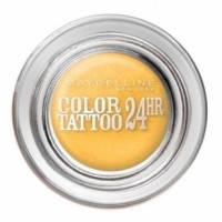 Тени для век кремово-гелевые 1-цветные Maybelline - Color Tattoo 24h №05 Вечный золотой - 9 ml ( EDP37673 )