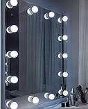 Зеркало с подсветкой M607 LIBER, фото 4