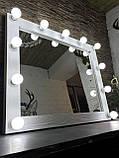 Зеркало с подсветкой M606 MENS, фото 6