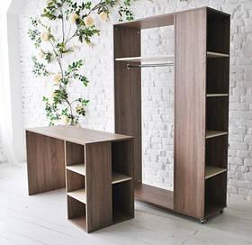 Комплект Шафа і Письмовий стіл