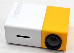 Портативный LED проектор YG300