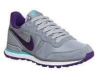 "Nike WMNS Internationalist ""Grey Purple Clearance"", фото 1"