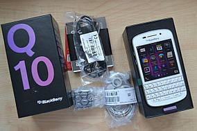 Новый BlackBerry Q10 White 16Gb, 2Gb RAM Оригинал!