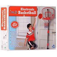 Баскетбольне кільце з електронним рахунком Bambi M 3548 (до 170 см)