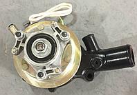 Насос водяной (помпа) в сборе с электромуфтой Foton CY4100Q 3,7L