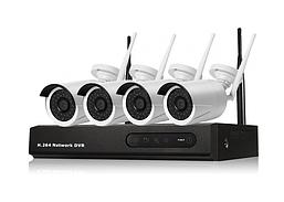 Комплект видеонаблюдения NHKIT-W002