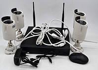Комплект видеонаблюдения 8004WIFI