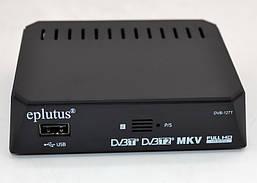 Цифровой ТВ-ресивер T2 Eplutus DVB-127T