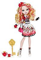 "Кукла Mattel Ever After High Эппл Вайт серии ""Чайная вечеринка"" (Ever After High Hat-Tastic Apple White Doll)"
