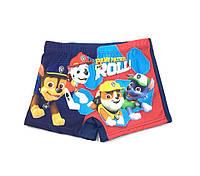 Плавки для мальчика Disney Щенячий патруль, синий (р.7,8 лет)