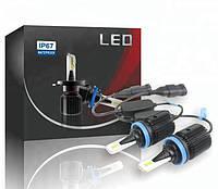 Автолампы LED M1 CSP, H11, 8000LM, 40W, 9-32V