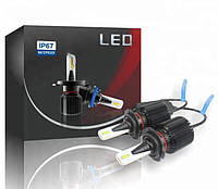 Автолампы LED M1 CSP, H7, 8000LM, 40W, 9-32V