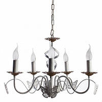 Люстра в классическом стиле Arte Lamp 27 A6114LM-5WG