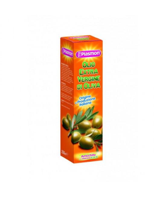Масло ол. Olio Extravergine di Oliva Plasmon 250мл